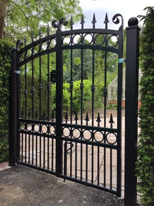 Side Gates to The Most Beautiful Garden