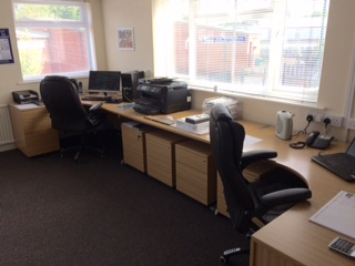 Fortress moves to new premises